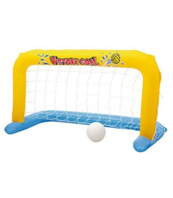 Inflatable Goal and Ball